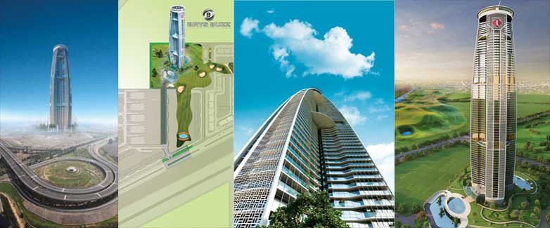 292 METERS LONG 81 STORIES 291 RESIDENCES
